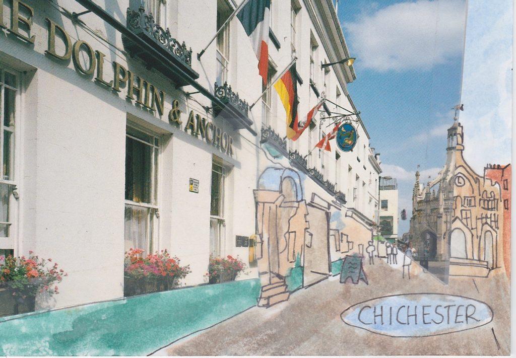 006a - Chichester watercolour cut
