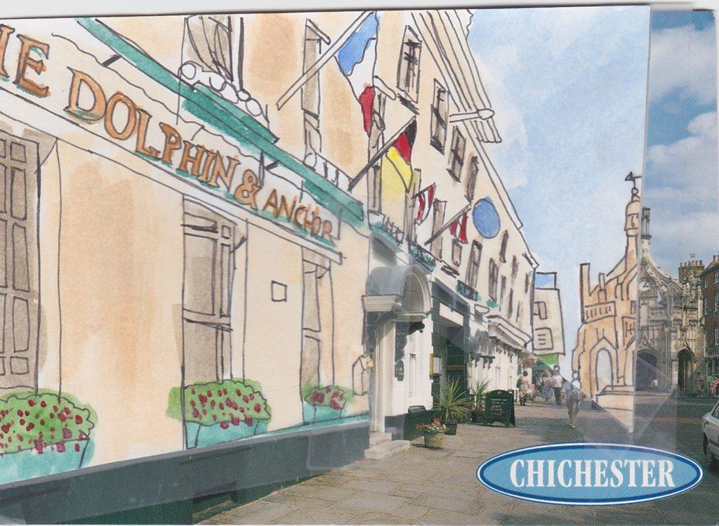 006b - Chichester watercolour cut