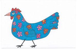5_365.3 flowery chicken