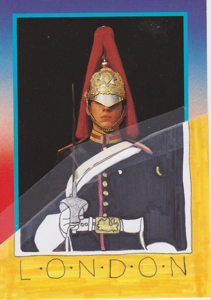 011a - Queens guard