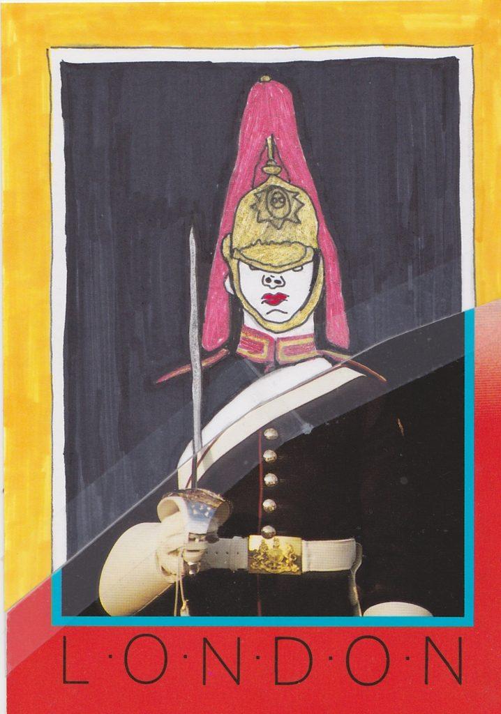 011b - Queens guard