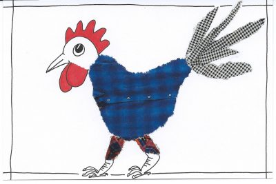 23_365.3 chicken with sturdy legs