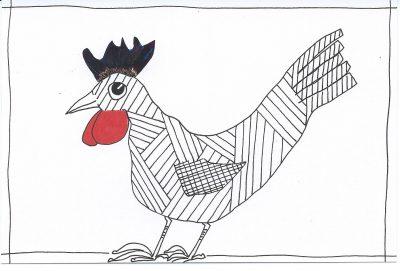 28_365.3 inquisitive chicken