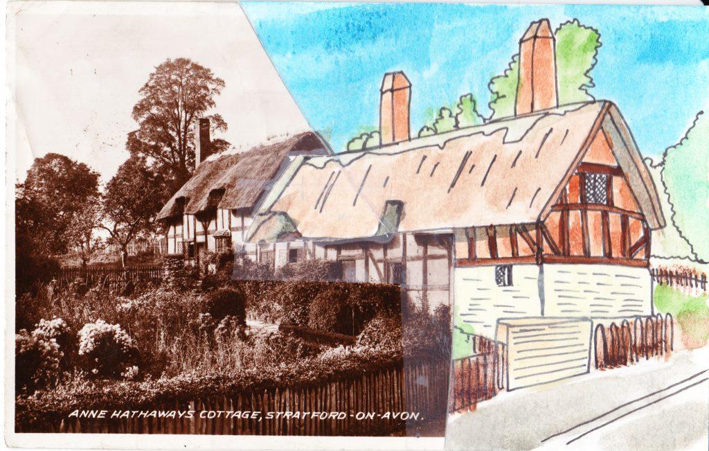 023a - Anne Hathaways Cottage Stratford on Avon
