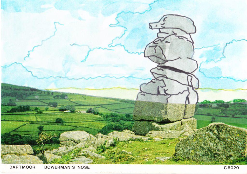 027a - Dartmoor Bowermans Nose