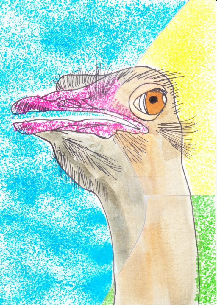 028a - Francis the Ostrich