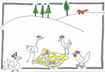 73_365.3 chicken and friends are unaware