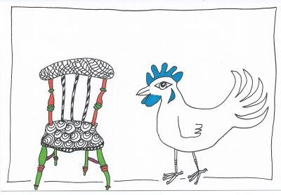 152_365-3-chicken-and-a-wonky-chair